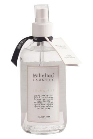 Аромат для тканей Нарцисс millefiori milano. Цвет: белый