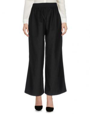 Повседневные брюки HIDDEN FOREST MARKET. Цвет: черный