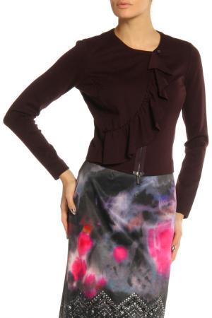 Пиджак SFIZIO. Цвет: темно-лиловый