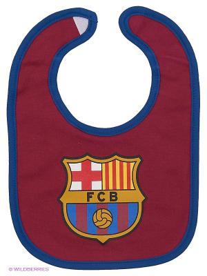 Нагрудник FC Barcelona Atributika & Club. Цвет: бордовый, синий