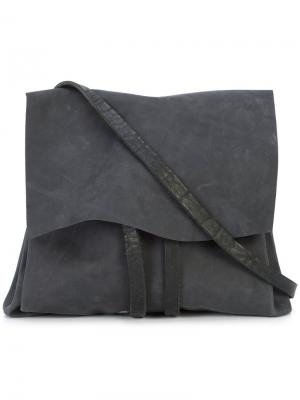 Minimalistic shoulder bag Ma+. Цвет: чёрный