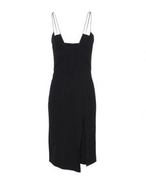 Платье до колена BEC & BRIDGE. Цвет: черный