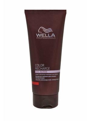 Wella Color Recharge Бальзам Для Освежения Цвета Холодных Светлых Оттенков 200 Мл Professional. Цвет: молочный