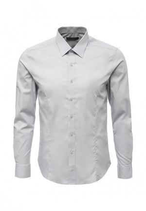 Рубашка Y.Two. Цвет: серый