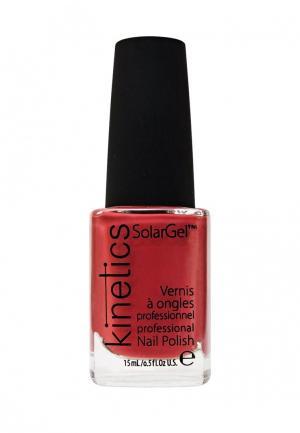 Лак для ногтей Kinetics. Цвет: красный