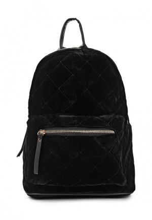 Рюкзак Pieces. Цвет: черный
