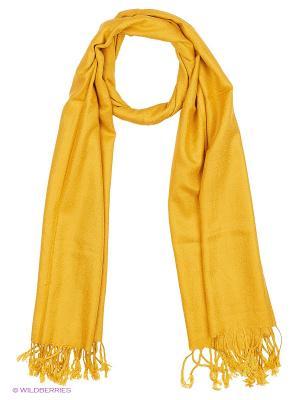 Платок Vittorio Richi. Цвет: желтый