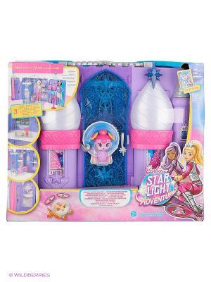 Игровой набор Барби Космический замок Barbie. Цвет: фиолетовый, розовый