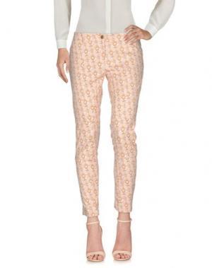 Повседневные брюки COAST WEBER & AHAUS. Цвет: светло-розовый