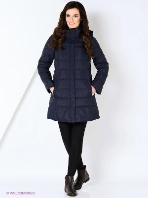 Куртка STEINBERG. Цвет: темно-синий