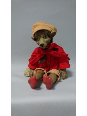 Кукла Raton Colorao- Помощь в депрессии Lamagik S.L. Цвет: красный, светло-коричневый, молочный