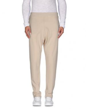 Повседневные брюки JIJIL. Цвет: бежевый