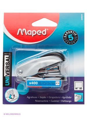 Степлер Maped. Цвет: серый