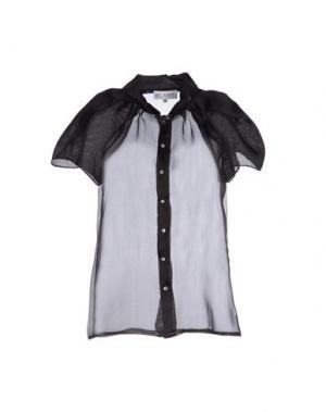 Pубашка DICE KAYEK. Цвет: черный