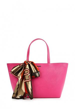 Сумка Love Moschino. Цвет: розовый