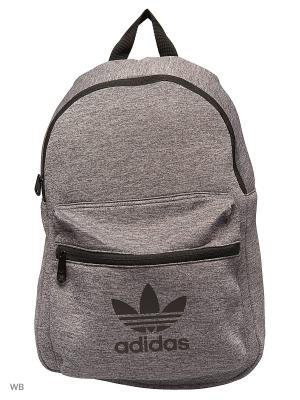 Рюкзак BP CL JERSEY Adidas. Цвет: серый