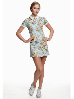 Платье Dijon Rose FUSION