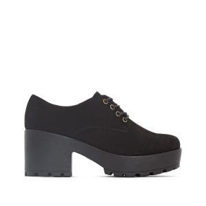 Ботинки-дерби на каблуке Cruise COOLWAY. Цвет: черный