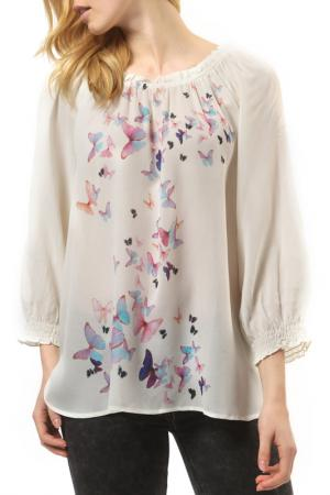 Блузка REPEAT. Цвет: gemustert, 4102