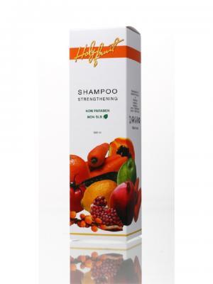 Holy Fruit Шампунь укрепляющий Strengthening Shampoo,. Цвет: желтый