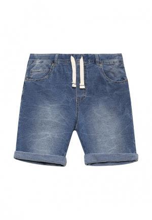 Шорты джинсовые Sisley. Цвет: синий