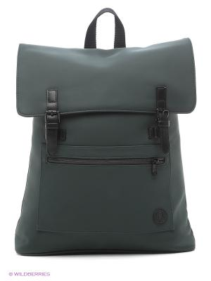 Рюкзаки Fred Perry. Цвет: зеленый