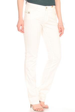 Джинсы Trussardi Jeans. Цвет: белый
