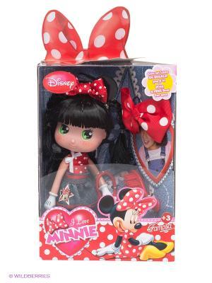 Кукла Минни Famosa. Цвет: черный, красный