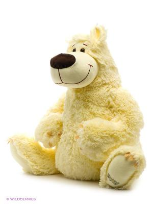 Медведь Малинкин Fancy. Цвет: желтый