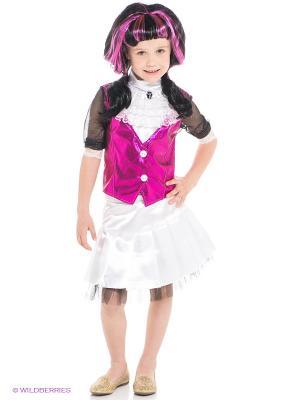 Карнавальный костюм Дракулаура (Монстры Хай) Батик. Цвет: фуксия