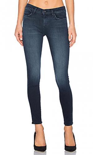 Узкие джинсы ten baldwin. Цвет: none