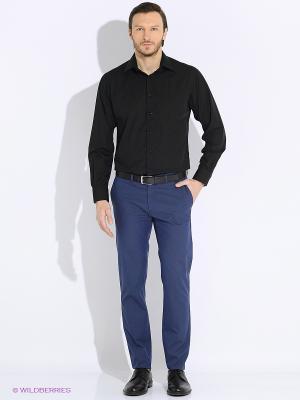 Рубашка Vinzo Vista. Цвет: черный