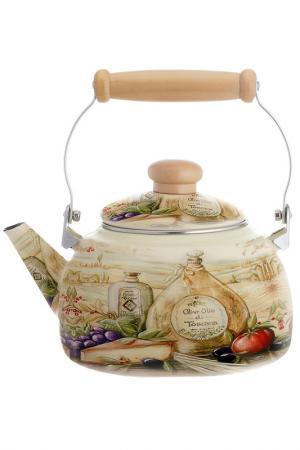 Чайник Тоскана 2,2 л Appetite. Цвет: мультицвет