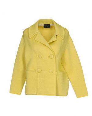 Пиджак NEERA. Цвет: желтый