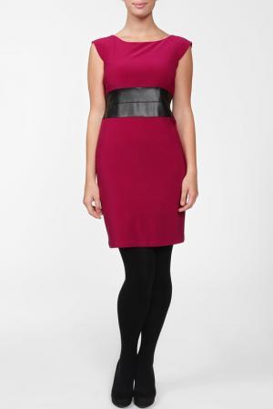 Платье Frank Lyman Design. Цвет: малиновый