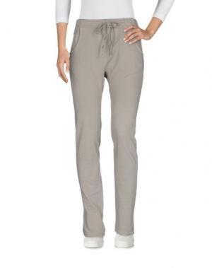 Повседневные брюки CHILI PEPPERS. Цвет: серый