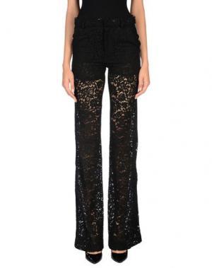 Повседневные брюки AINEA. Цвет: черный