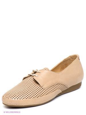 Ботинки Goergo. Цвет: бежевый