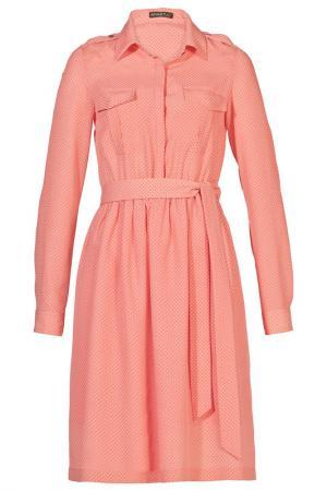Платье Apart. Цвет: омара, абрикосовый