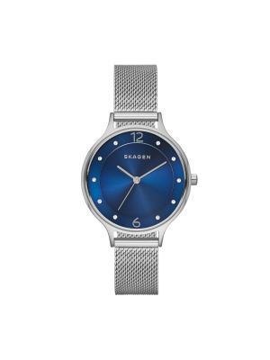 Часы SKAGEN. Цвет: синий