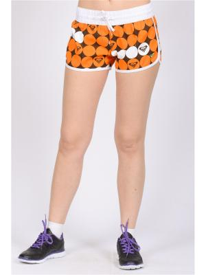 Шорты Modaleto. Цвет: оранжевый