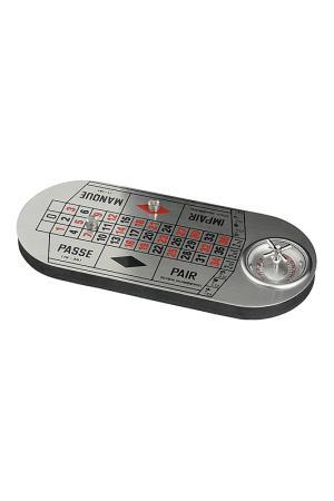 Набор для игры в рулетку Bradford. Цвет: none