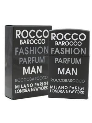 Парфюмерная вода Fashion Roccobarocco. Цвет: черный