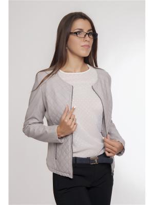 Куртка Gaudi. Цвет: серый