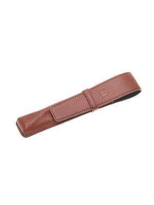 Чехол Time для электронной сигареты, размер 15х181. Цвет: коричневый