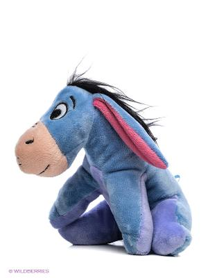 Мягкая игрушка Мульти Пульти disney ослик ушастик Мульти-пульти. Цвет: голубой
