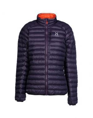 Куртка HAGLÖFS. Цвет: баклажанный