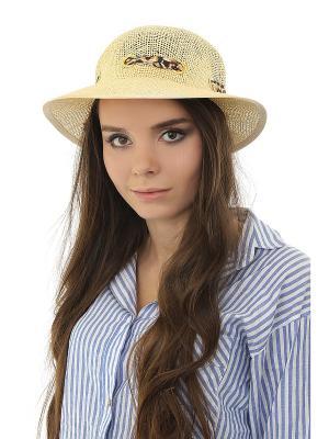 Шляпа Happy Charms Family. Цвет: бежевый