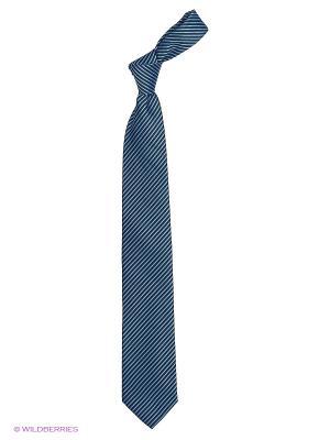 Галстук Angelo Bonetti. Цвет: синий, темно-синий
