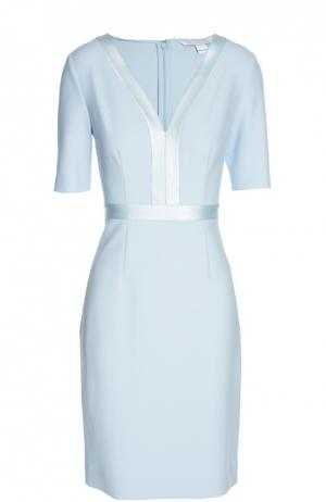 Платье Diane Von Furstenberg. Цвет: голубой